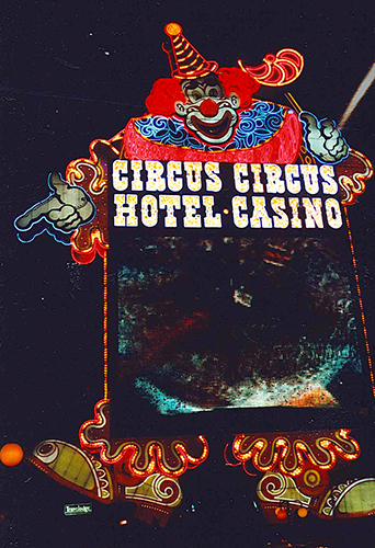 Our digs for a few days, Circus Circus still had the old Vegas feel. But if you stay in the manor motor lodge, just know you'll be in a battle with every type of desert bug. July 20, 2001.